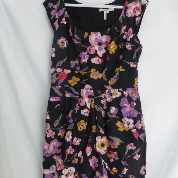 MAX AND CLEO, size 12, one piece dress, zip back